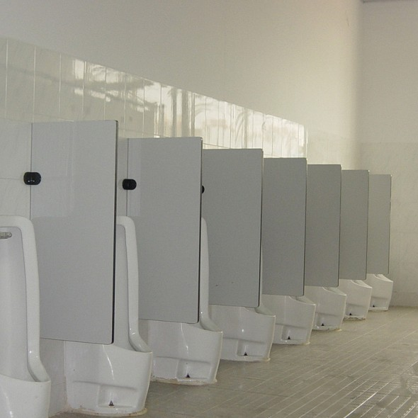 佳丽福最好的各种洗手间隔断配件 供应最具特色学校洗手间隔断 金属蜂