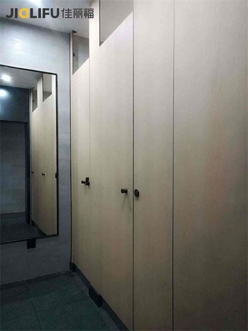 嘉民物流园卫生间隔断施工方案竣工