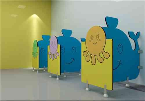 幼儿园卫生间隔板哪种好?