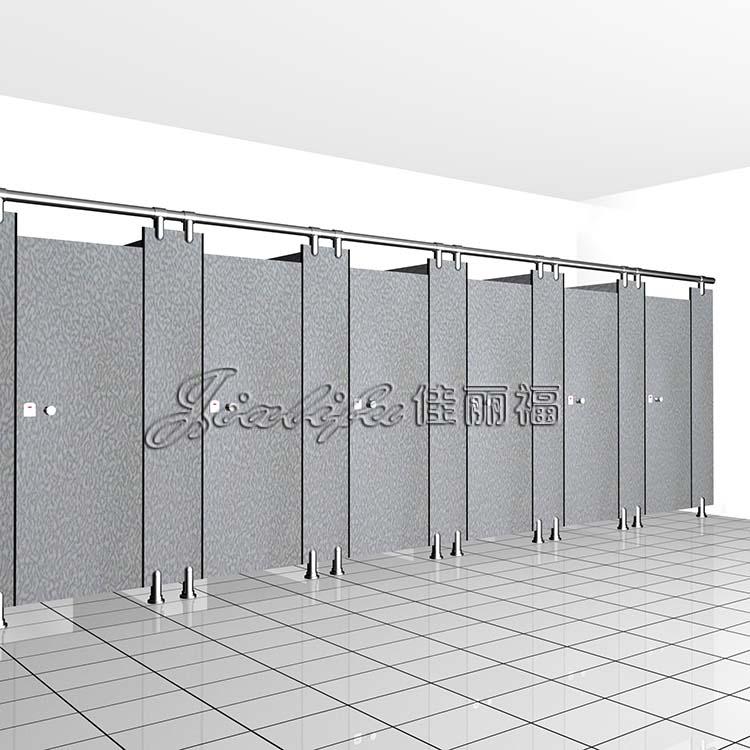 佳丽福专家专门打造适合工厂洗手间隔断