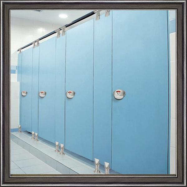 学校卫生间隔断板