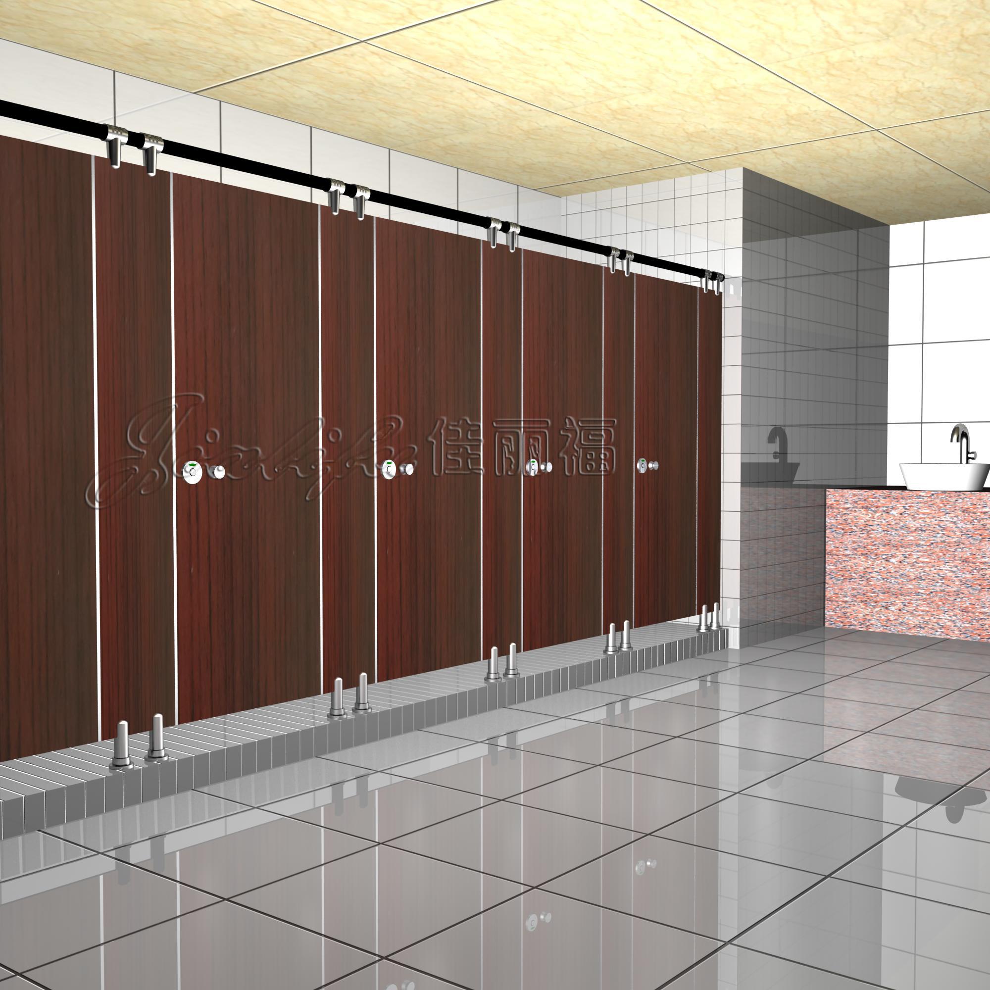 防水教学楼厕所隔断