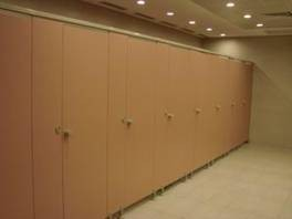 学校洗手间隔断直销
