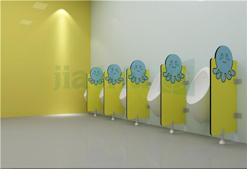 幼儿园卫生间隔板
