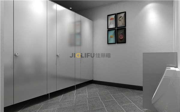 金属蜂窝板厕所隔断