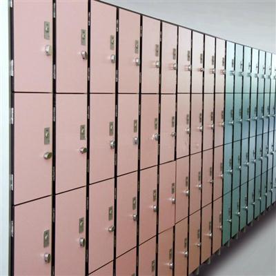健身中心储物柜