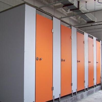 工厂设计多款酒店洗手间隔断