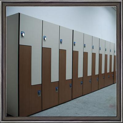 体育馆公共储物柜