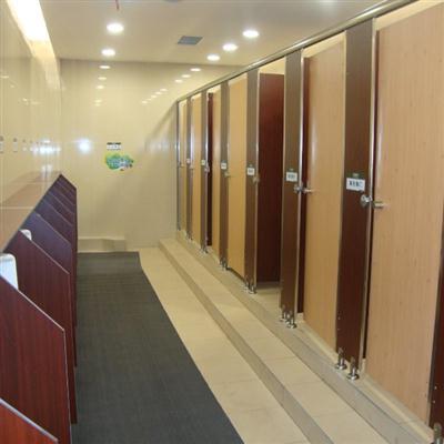 防潮防水公共洗手间隔断