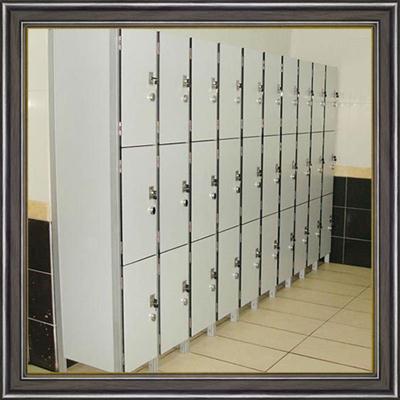 高级沐浴房中心储物柜