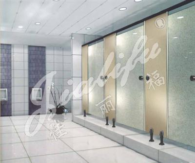 金属蜂窝板博物馆卫生间隔断