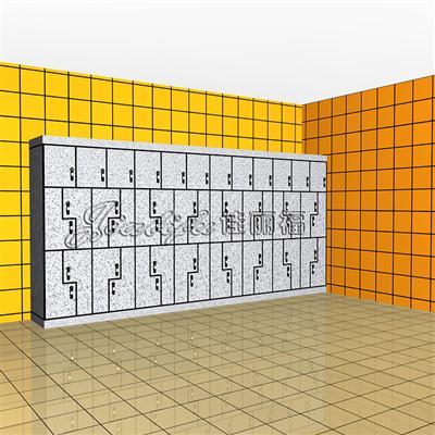 专业生产打造医院储物柜