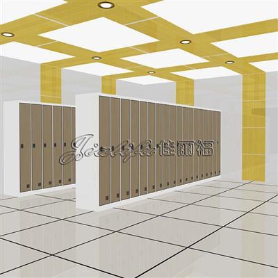 供应经济耐用工厂储物柜