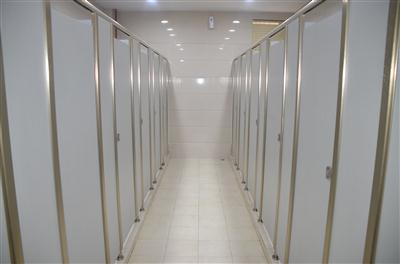 经验丰富专家专业设计公共洗手间隔断