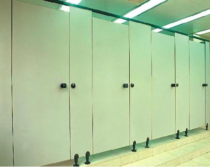 精心设计学校洗手间隔断尺寸