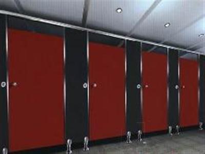加利福订制洗手间隔断