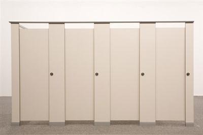 湖南学校洗手间隔断