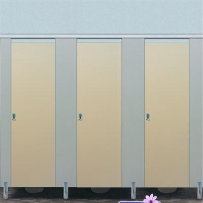 商场卫生间隔断板