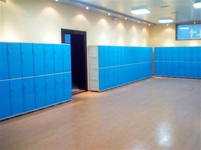 广东健身中心储物柜
