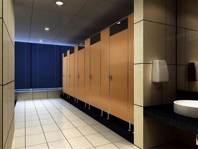 体育馆洗手间隔断板材
