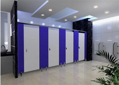 公共厕所隔断