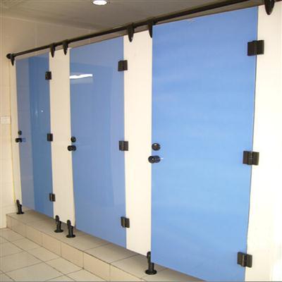 打造工厂防潮洗手间隔断