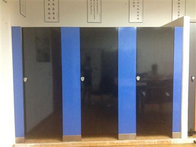 防火学校卫生间隔断板