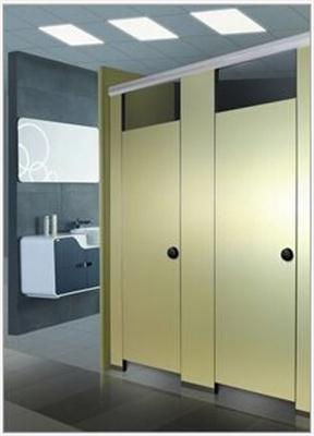 洗手间隔断门板