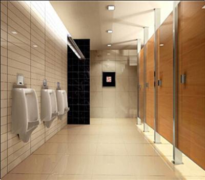 公共防潮洗手间隔断
