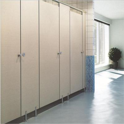 办公楼洗手间隔断