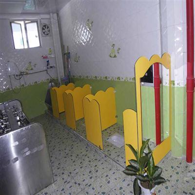儿童洗手间挡板