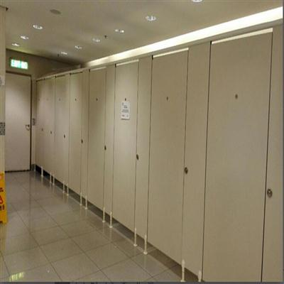 车间公共洗手间隔断