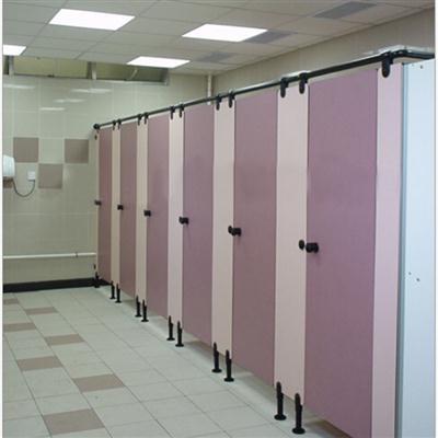 体育馆洗手间隔板