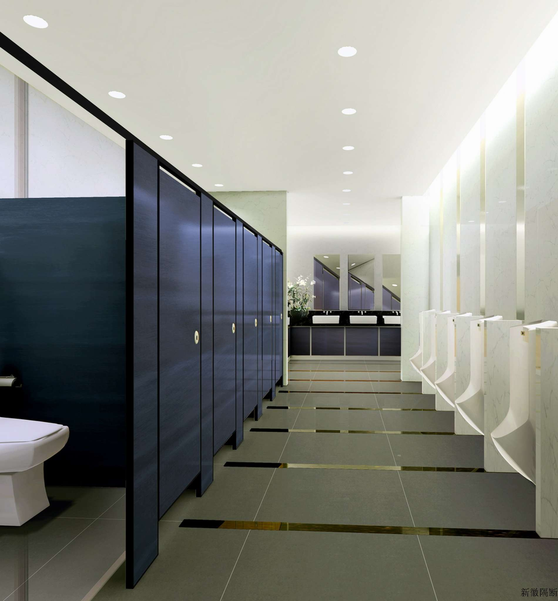 贵州洗手间隔断间