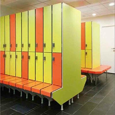 铝合金式储物柜