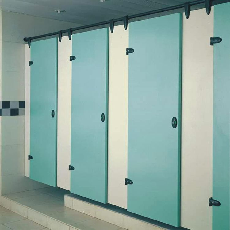 悬挂式卫生间隔断