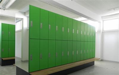 全板式储物柜