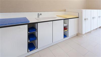 异型储物柜