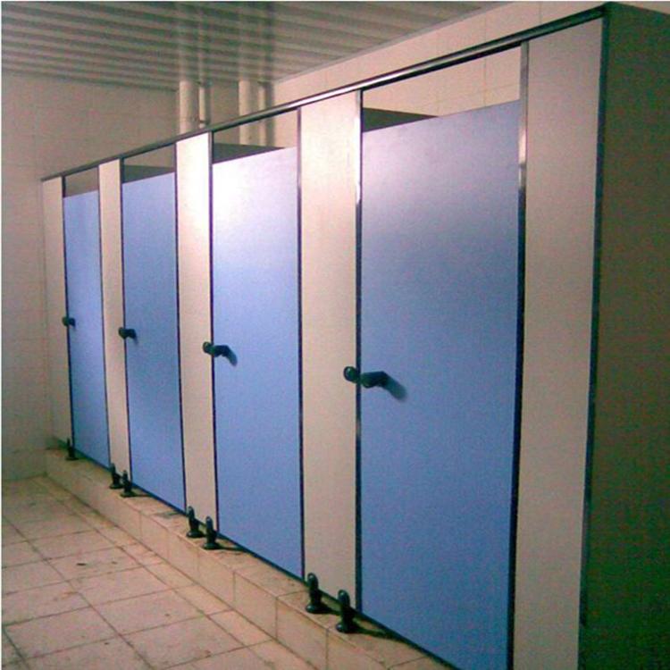 公共洗手间隔断墙