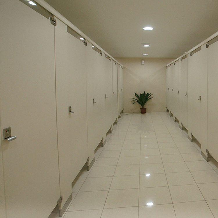 体育馆卫生间隔断板