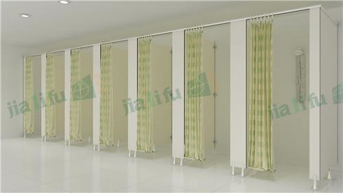 卫生间淋浴隔断板