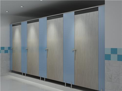 卫生间隔断门材料