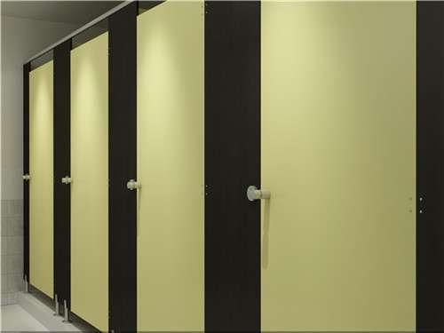 PVC板材卫生间隔断